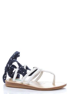 Сандалии белые | 64335