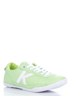 Кросівки салатові | 1307234