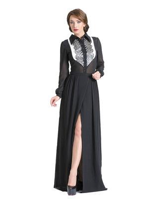 Сукня двоколірна | 1316155