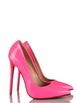 Туфли розовые   1322818