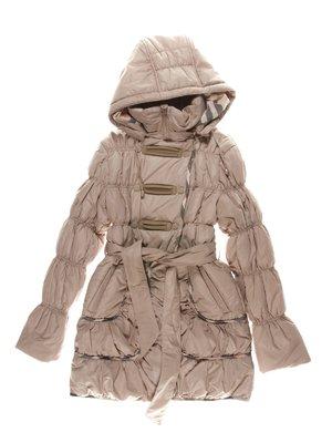 Пальто бежевое | 1342437