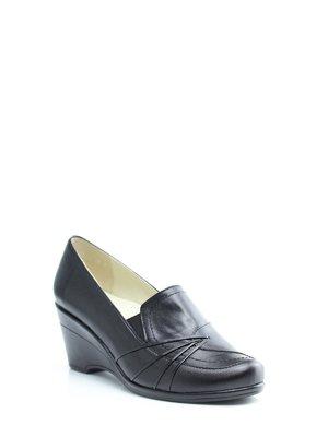Туфли черные с декором | 1364578