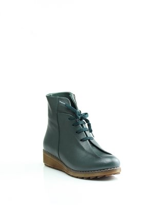 Ботинки зеленые | 1364579