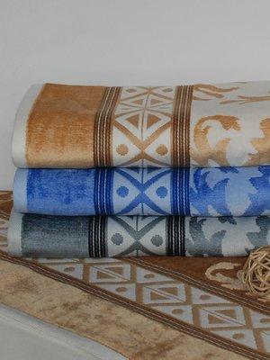 Рушник махровий для бані (70х140 см) | 1316799