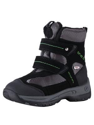 Ботинки серые | 1371288