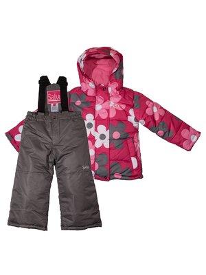 Комплект: куртка та півкомбінезон | 1372592