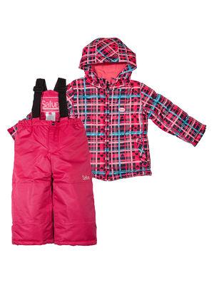 Комплект: куртка та півкомбінезон | 1372594