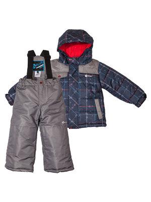 Комплект: куртка та півкомбінезон | 1372600