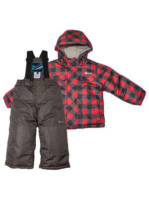 Комплект: куртка та півкомбінезон | 1372601