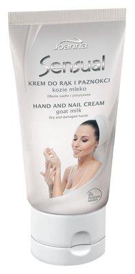 Крем для рук и ногтей Sensual с козьим молоком (100 г) | 1377902