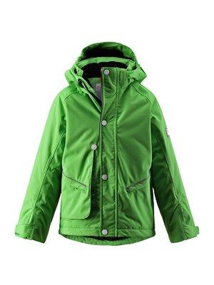 Куртка зелена | 1403441
