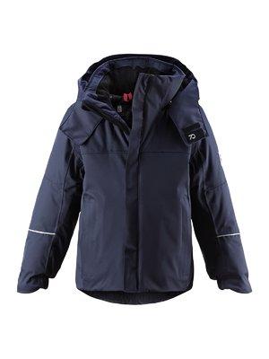 Куртка темно-синя | 1403443