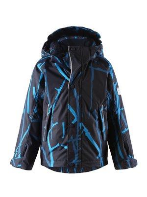 Куртка темно-синя | 1403446