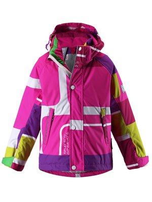Куртка різнобарвна | 1422432
