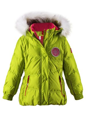 Куртка лимонного кольору | 1422442