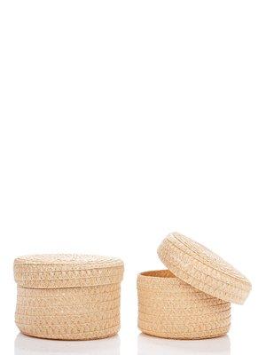 Набор корзин для вещей (2 шт) | 1433982