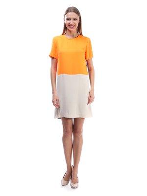 Платье трехцветное   745322