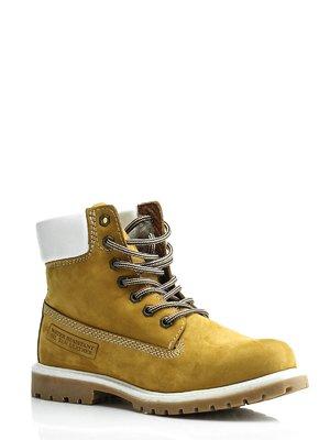 Ботинки рыжего цвета | 1445802