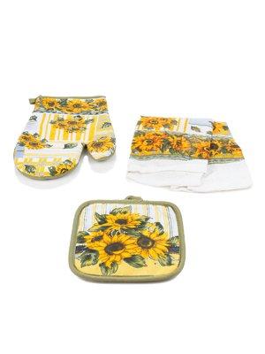 Набір кухонний «Соняшник» | 1441601