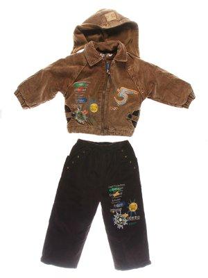 Комплект: куртка и брюки | 1457546