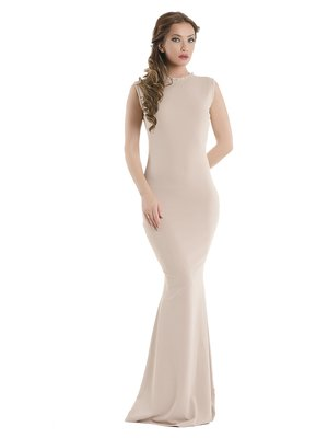 Сукня бежева | 1463630