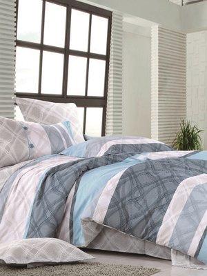 Комплект постельного белья полуторный | 904336