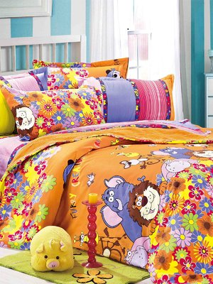 Комплект постельного белья полуторный | 177701