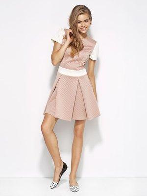 Платье двухцветное | 1519104
