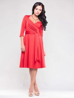 Платье красное | 1545317
