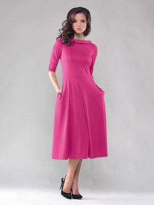 Сукня кольору фуксії | 1549664