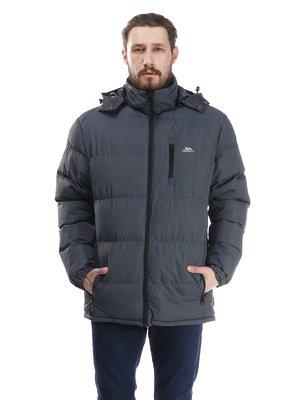 Куртка темно-сіра | 1545379