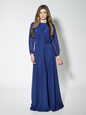 Платье синее   1573977