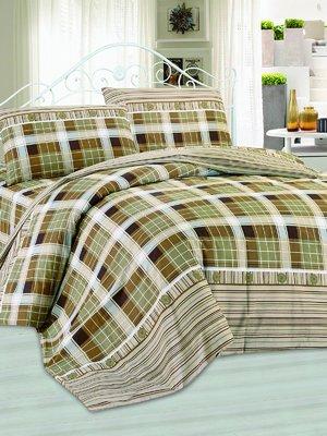 Комплект постельного белья двуспальный | 1605678