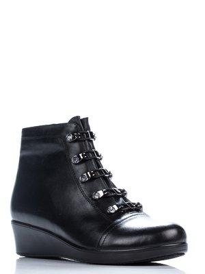 Ботинки черные | 1605809