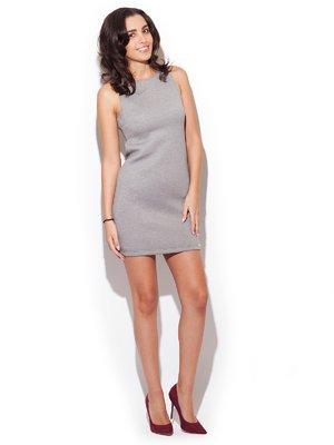 Платье серое | 1616077