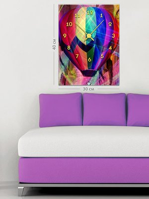 Картина-часы (30х40 см) | 1254205
