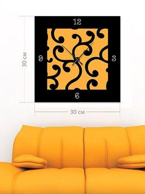 Годинник настінний (30х30 см) | 1254233