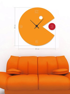 Годинник настінний (30х30 см) | 1254239