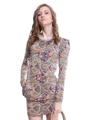 Сукня в орнамент | 1615480