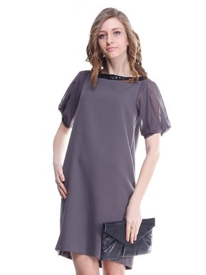 Сукня сіра | 1615500