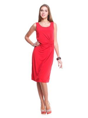 Платье красное | 411450