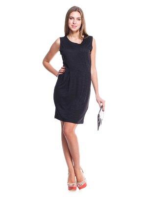 Сукня темно-сіра | 756625
