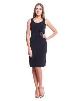 Платье черное | 411451