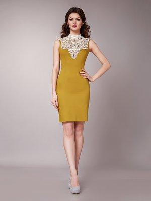 Платье зеленое | 1579200