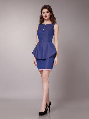 Платье синее | 1579205