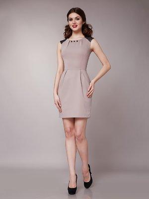 Платье серое | 1579230