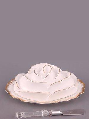 Маслянка «Троянда» (19 см) | 1631228