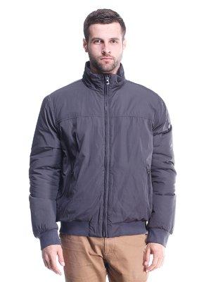 Куртка темно-сіра | 1618121