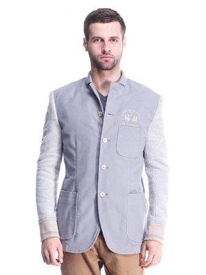Піджак сірий | 1631914
