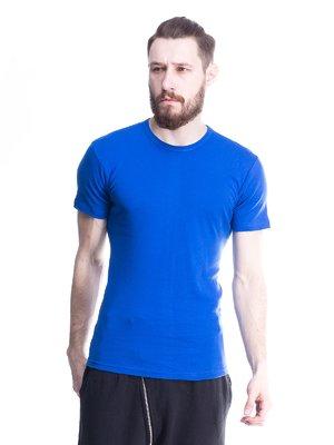 Футболка синяя | 1643239